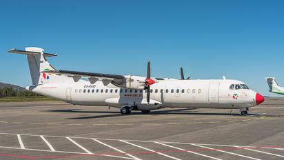 OY-RUD - Danish Air Transport ATR 72 (all models)