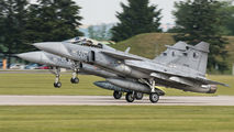 9245 - Czech - Air Force SAAB JAS 39C Gripen aircraft