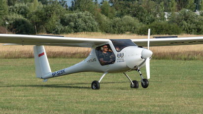 SP-SZBK - Private Pipistrel Virus 912