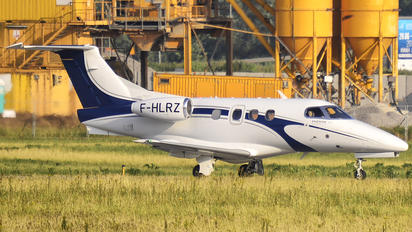F-HLRZ - Private Embraer EMB-500 Phenom 100