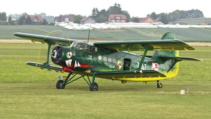 SP-MLP - Private Antonov An-2