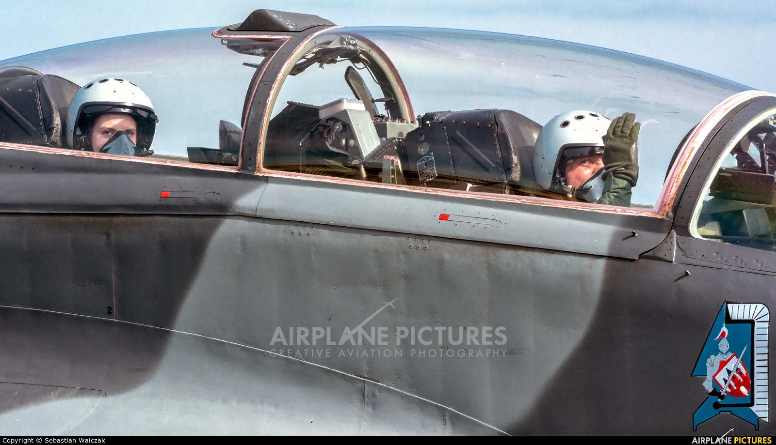 Poland - Air Force 4110 aircraft at Malbork
