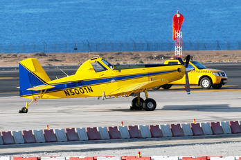 N5001N - Private Air Tractor AT-502