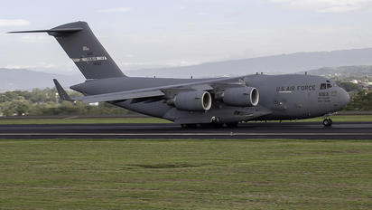 06-6163 - USA - Air Force Boeing C-17A Globemaster III