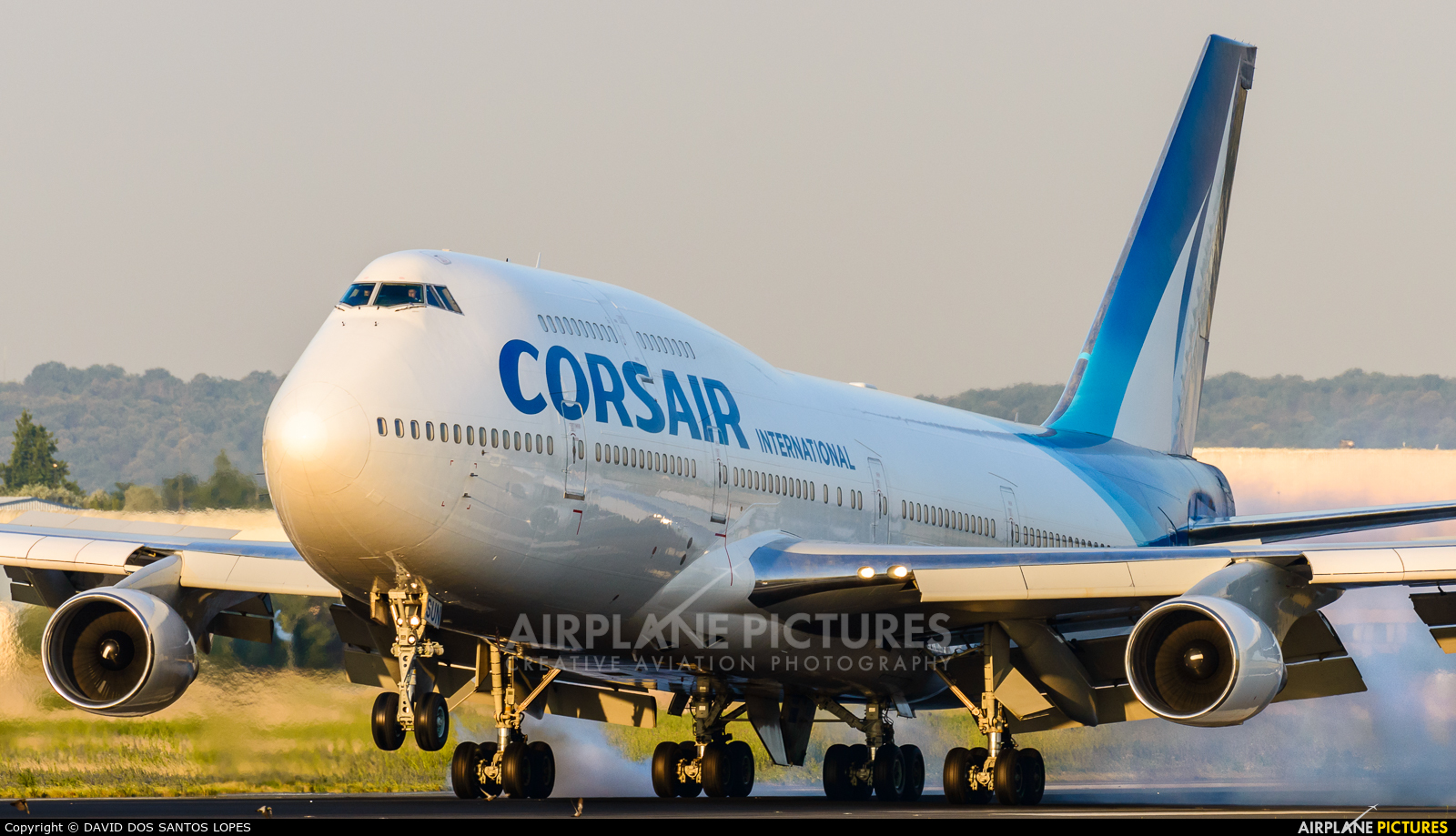 Corsair / Corsair Intl F-HSUN aircraft at Paris - Orly
