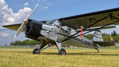 G-APRO - Private Auster 6A Tugmaster