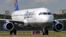 TC-OBJ - Onur Air Airbus A321 aircraft
