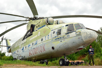 EW-233TF - Belarus - Air Force Mil Mi-26