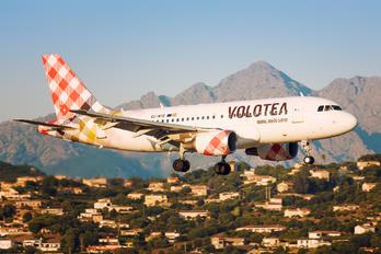EC-MTE - Volotea Airlines Airbus A319