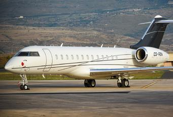 CS-RBN - Private Bombardier BD-700 Global Express