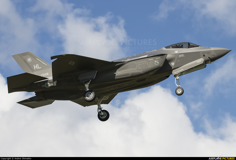 USA - Air Force 15-5128 aircraft at Kadena AB