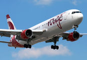C-FMLV - Air Canada Rouge Boeing 767-300ER aircraft