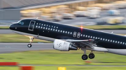JA08MC - Starflyer Airbus A320