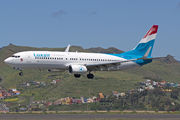 LX-LBB - Luxair Boeing 737-800 aircraft