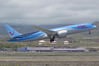 G-TUIK - TUI Airways Boeing 787-9 Dreamliner