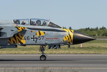 46+57 - Germany - Air Force Panavia Tornado - ECR