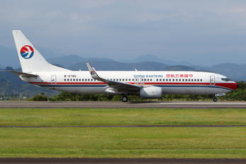 B-5780 - China Eastern Airlines Boeing 737-800