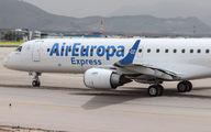 EC-LEK - Air Europa Express Embraer ERJ-195 (190-200) aircraft