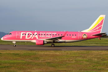 JA03FJ - Fuji Dream Airlines Embraer ERJ-175 (170-200)