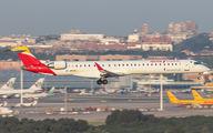 EC-MRI - Air Nostrum - Iberia Regional Canadair CL-600 CRJ-1000 aircraft