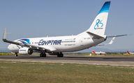 SU-GEH - Egyptair Boeing 737-800 aircraft