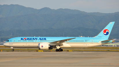 HL8083 - Korean Air Boeing 787-9 Dreamliner