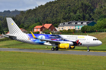 EC-MYC - Vueling Airlines Airbus A320