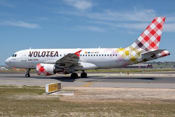 EC-MTC - Volotea Airlines Airbus A319