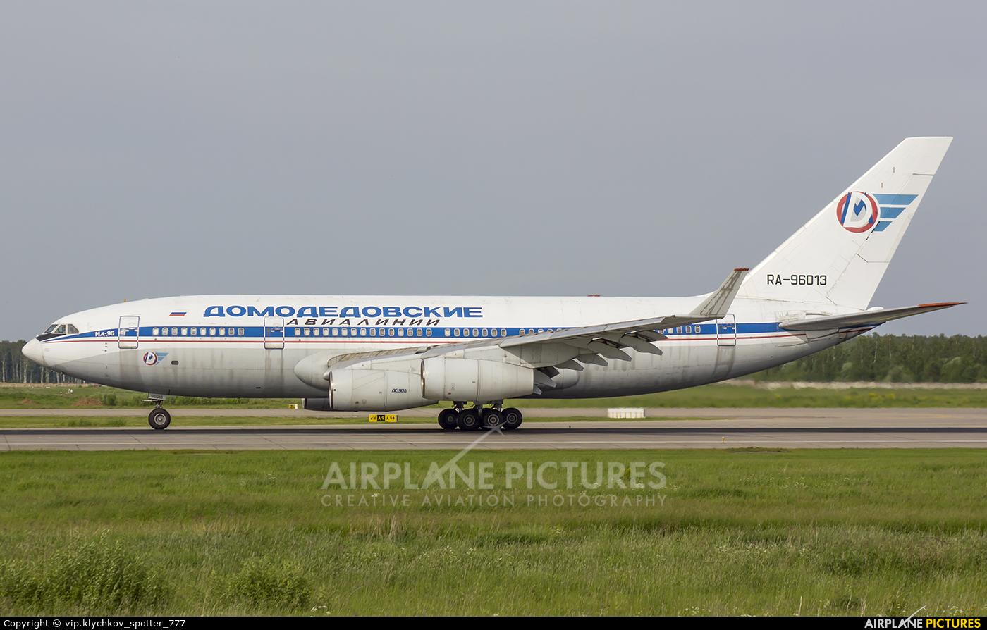 Domodedovo Airlines RA-96013 aircraft at Moscow - Domodedovo