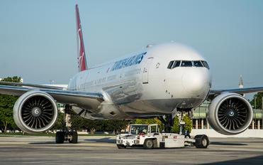 TC-LJI - Turkish Airlines Boeing 777-300ER