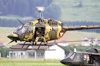 3C-OI - Austria - Air Force Bell OH-58B Kiowa