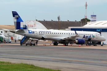 PP-PJJ - Azul Linhas Aéreas Embraer ERJ-190 (190-100)