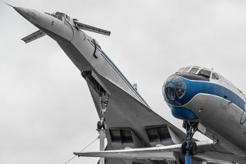 СССР-77112 - Aeroflot Tupolev Tu-144