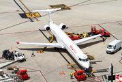 EC-MTO - Air Nostrum - Iberia Regional Bombardier CRJ-1000NextGen aircraft