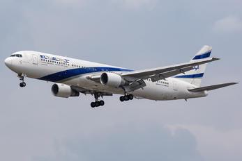 4X-EAR - El Al Israel Airlines Boeing 767-300ER