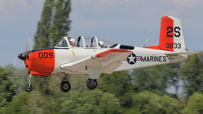 N9HX - Private Beechcraft T-34B Mentor