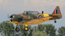 N696RE - Private North American Harvard/Texan (AT-6, 16, SNJ series) aircraft