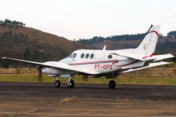 PT-OPD - Private Beechcraft 90 King Air