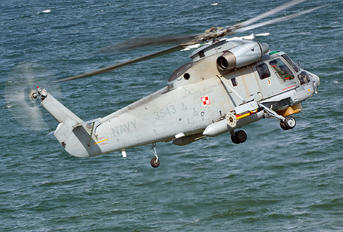 3543 - Poland - Navy Kaman SH-2G Super Seasprite