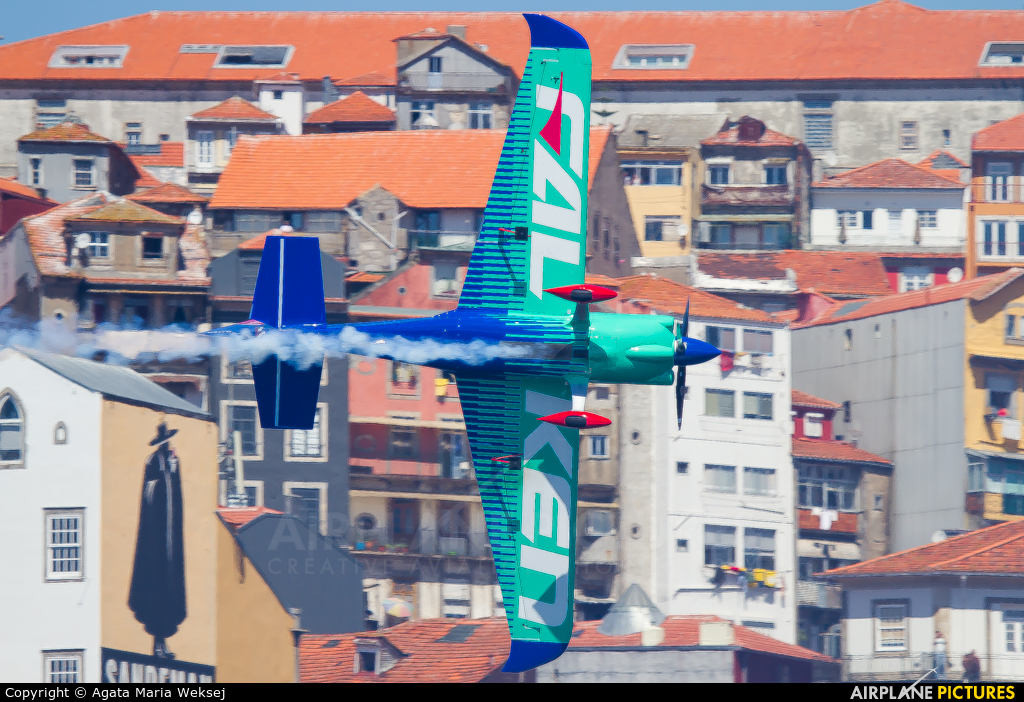 Team Yoshi Muroya N31YM aircraft at Off Airport - Portugal