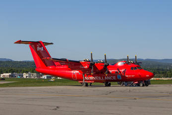 C-GCFR - Canada - Dept of Transport de Havilland Canada DHC-7-100 series