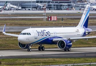 F-WWDK - IndiGo Airbus A320 NEO