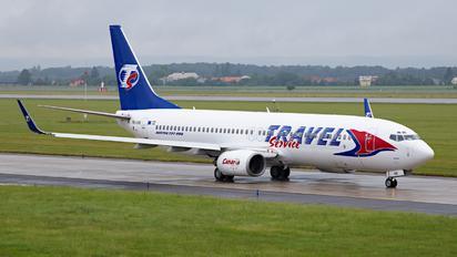 HA-LKG - Travel Service Boeing 737-800