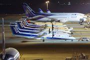 JA841A - ANA Wings de Havilland Canada DHC-8-400Q / Bombardier Q400 aircraft