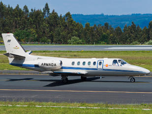 U.20-1 - Spain - Navy Cessna 550 Citation II