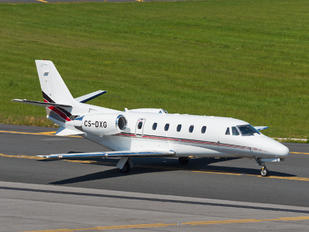 CS-DXG - NetJets Europe (Portugal) Cessna 560XL Citation XLS