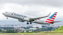 N973NN - American Airlines Boeing 737-800 aircraft