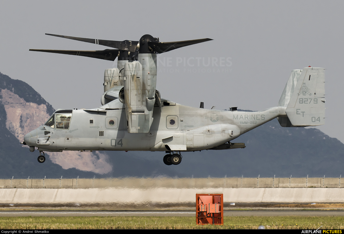 USA - Marine Corps 168279 aircraft at Iwakuni MCAS