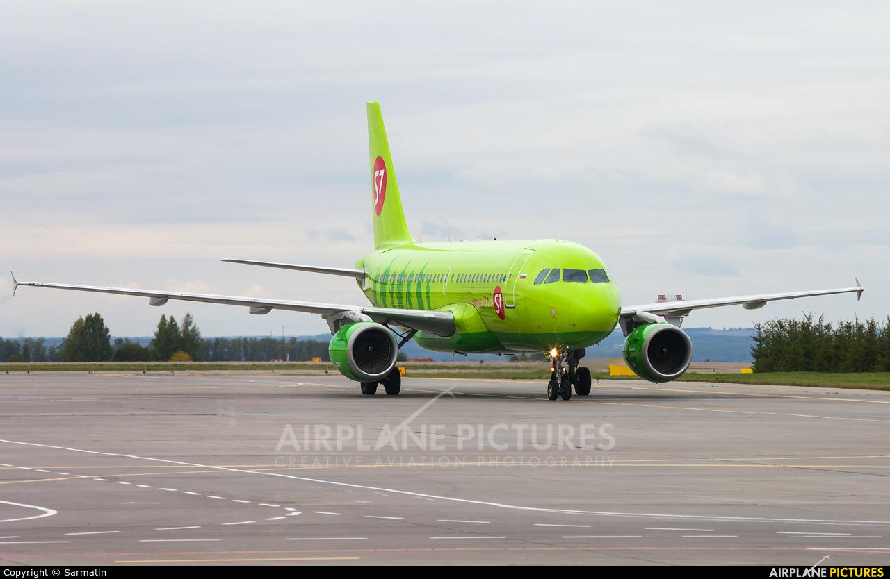 S7 Airlines VP-BTT aircraft at Kazan