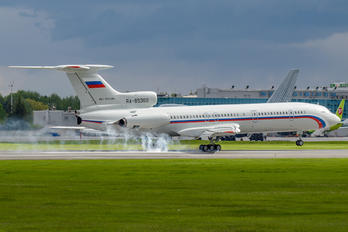 RA-85360 - Russia - Air Force Tupolev Tu-154B-2
